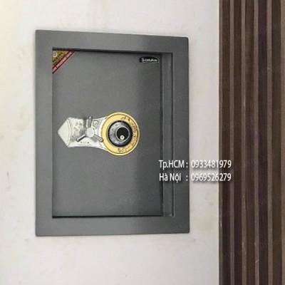 Két sắt âm tường AT570