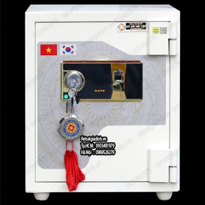 Két sắt Việt Tiệp siêu cường vân tay SV66LF-W