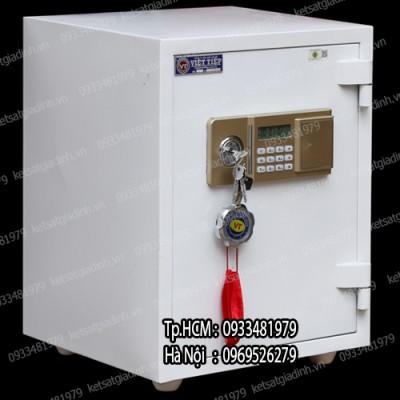 Két sắt màu trắng Việt Tiệp VE590-W