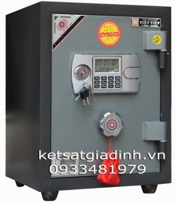 Két sắt Việt Tiệp điện tử báo động VE65
