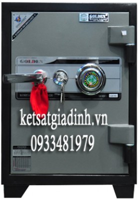 Két sắt Golden GD-90C