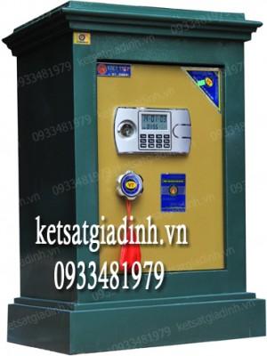 Két sắt Việt Tiệp Điện Tử (Đúc đặc) VK79DT